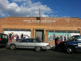 Re-deisgn of Brownsville, NY Post Office