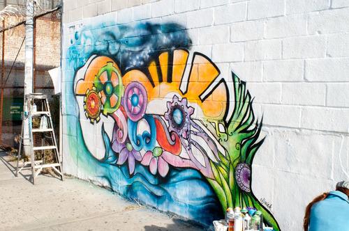 mural by patty eljaiek