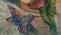 Zunzun, detail