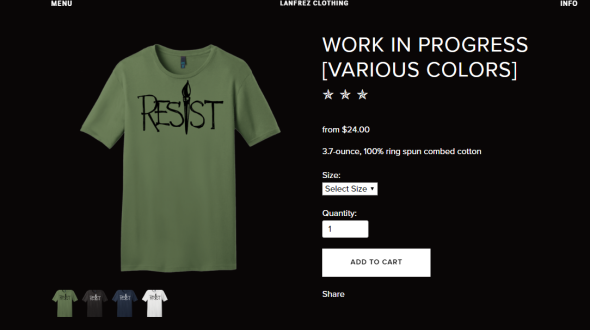 resist-page