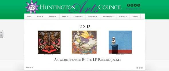 12x12 webpage